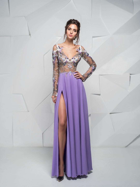 90aed95dc50 Абитуриентска рокля Киара Hadassa