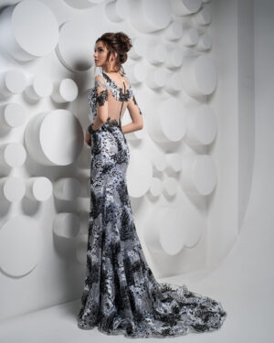 Абитуриентска рокля Тина Hadassa