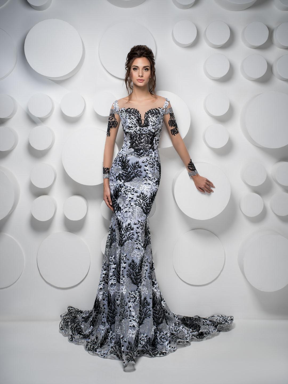 5dd74991842 Абитуриентска рокля Тина Hadassa