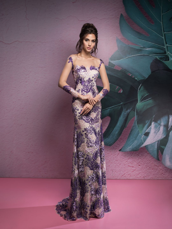 8b1e6e1c2df Абитуриентска рокля Дона Hadassa