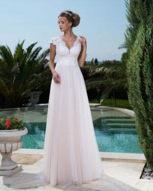 Булчинска рокля Аврил Hadassa