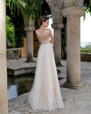 Булчинска рокля Розалина Hadassa