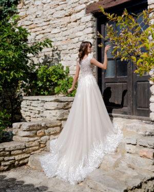 Булчинска рокля Марна Hadassa