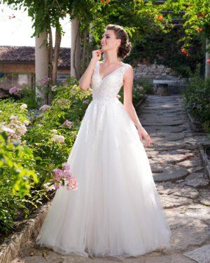 Булчинска рокля Айлин Hadassa
