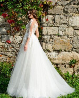 Булчинска рокля Амира Hadassa