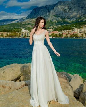 Булчинска рокля Есме Hadassa