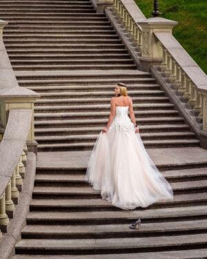 Сватбена рокля Памела Hadassa