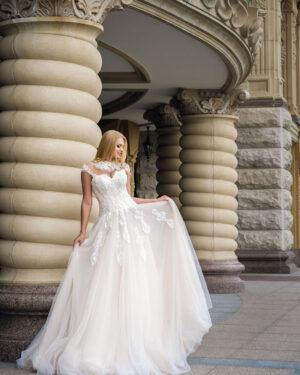 Сватбена рокля Ноа Hadassa