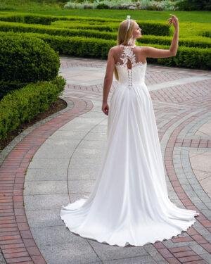 Сватбена рокля Люси Hadassa