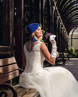 Сватбена рокля Либерти Hadassa