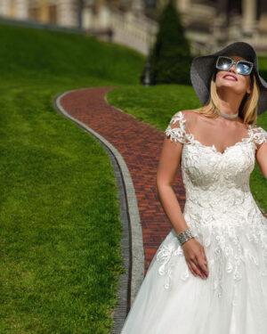 Сватбена рокля Джес Hadassa