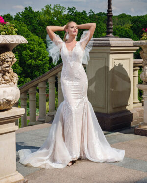Сватбена рокля Диор Hadassa