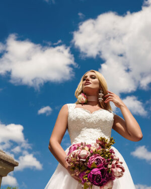 Сватбена рокля Карол Hadassa