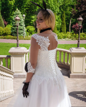 Сватбена рокля Блис Hadassa