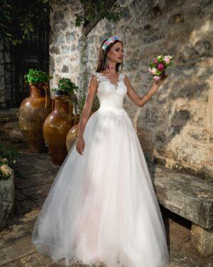 Сватбена рокля Аделфа Hadassa