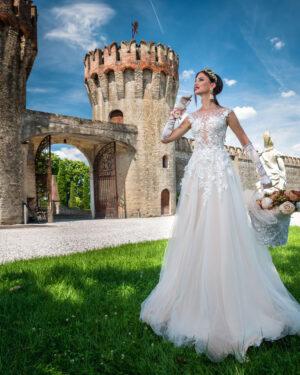 Сватбена рокля Алегра Hadassa