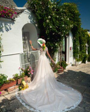 Сватбена рокля Алесиа Hadassa