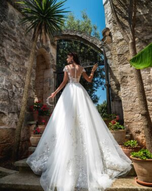 Сватбена рокля Амадеа Hadassa