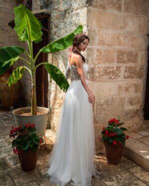 Сватбена рокля Блеир Hadassa