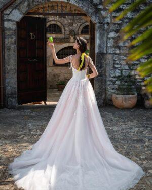 Сватбена рокля Болониа Hadassa