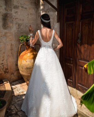 Сватбена рокля Колома Hadassa