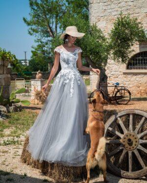 Сватбена рокля Дамари Hadassa