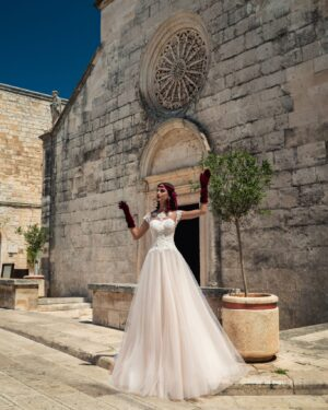 Сватбена рокля Ферара Hadassa