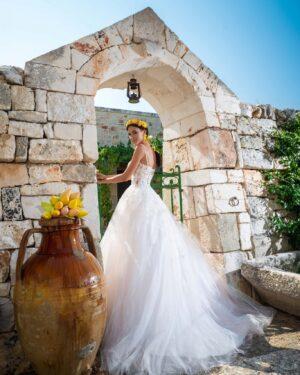 Сватбена рокля Фирензе Hadassa