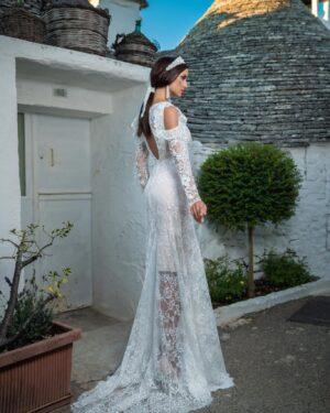 Сватбена рокля Флеур Hadassa