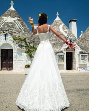 Сватбена рокля Фогиа Hadassa