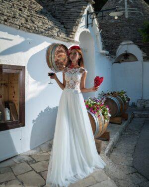 Сватбена рокля Джорджиа Hadassa