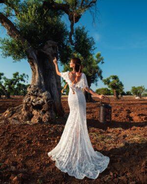 Сватбена рокля Гранада Hadassa