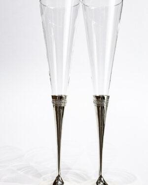Кристални сватбени чаши Vera Wang