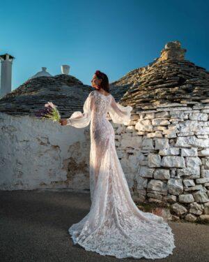 Сватбена рокля Янеса Hadassa