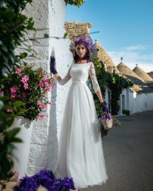 Сватбена рокля Йоланда Hadassa