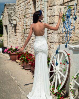 Сватбена рокля Джови Hadassa