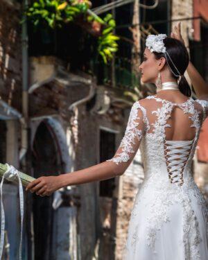 Сватбена рокля Либи Hadassa