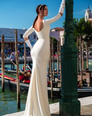 Сватбена рокля Либера Hadassa