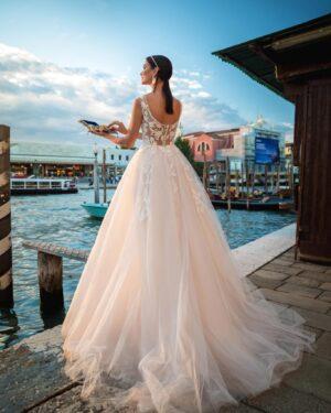Сватбена рокля Миранда 2 Hadassa