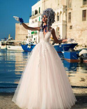 Сватбена рокля Наполи Hadassa