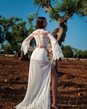 Сватбена рокля Нерина Hadassa
