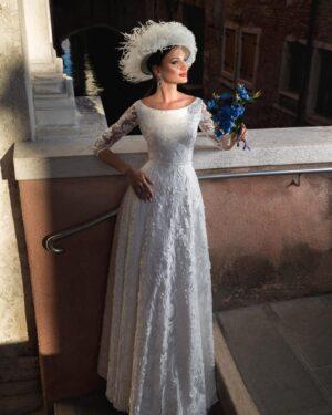 Сватбена рокля Новела Hadassa