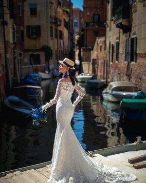 Сватбена рокля Падова Hadassa