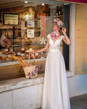 Сватбена рокля Перфекто Hadassa