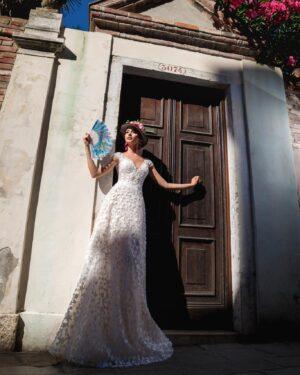 Сватбена рокля Пикаро Hadassa