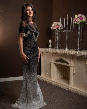 Абитуриентска рокля 5506 Rosha