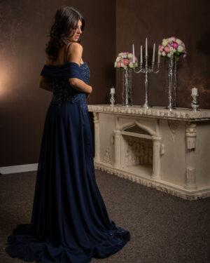 Абитуриентска рокля 53586 Rosha