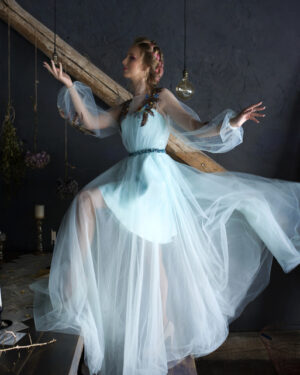 Абитуриентска рокля 51 Hadassa