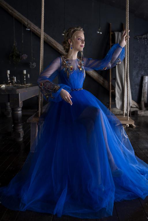 Абитуриентска рокля 52 Hadassa