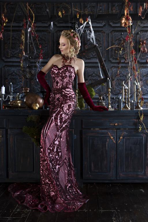 Абитуриентска рокля 54 Hadassa